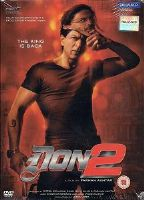 DON 2 - 2011 RELIANCE DVD